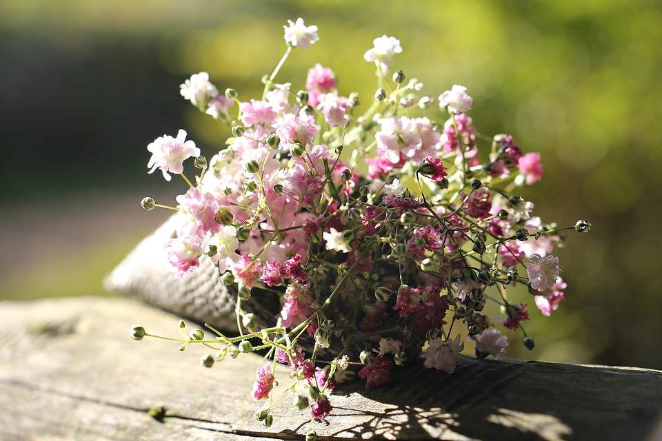 กล่องของขวัญดอกไม้